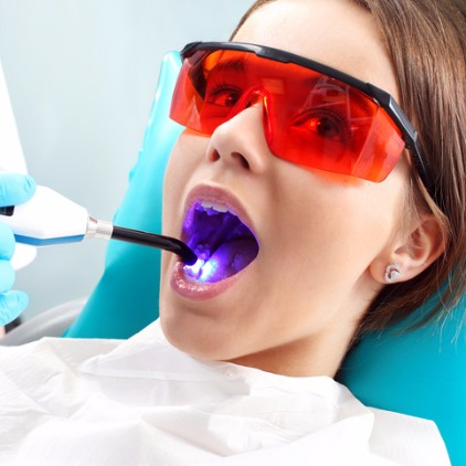 Dental Laser, Surrey Dentist